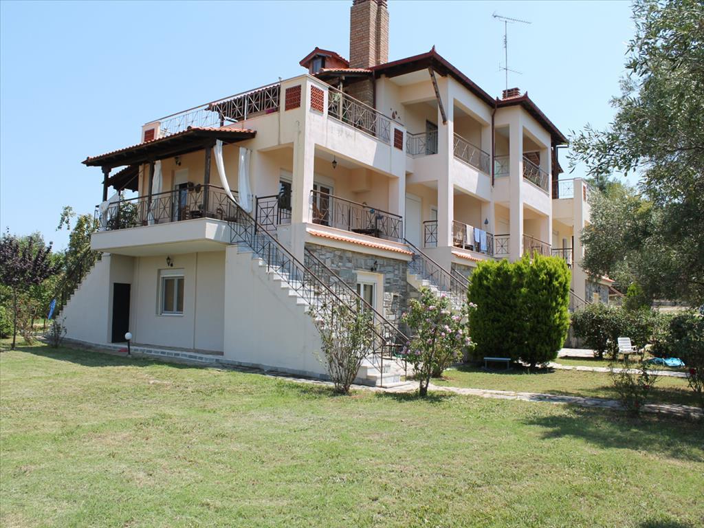 Греция апартаменты ситония