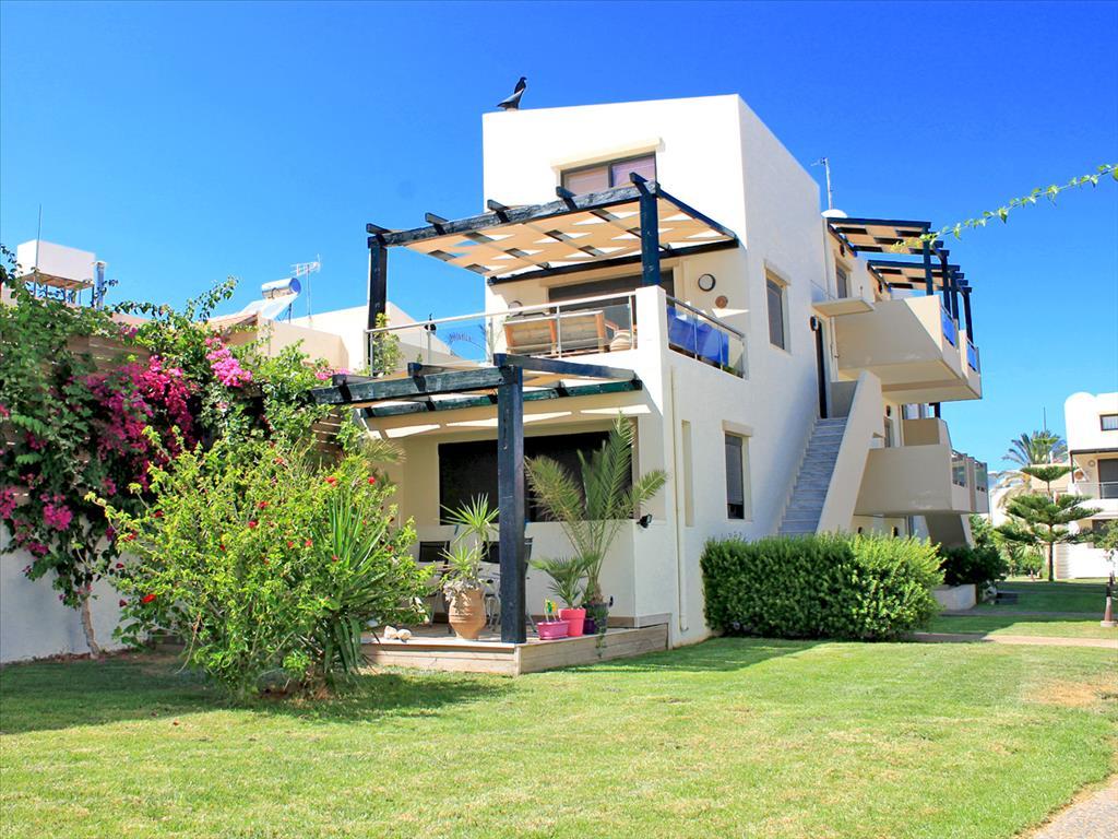 Аренда апартаментов греции на берегу моря