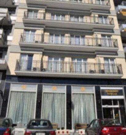 Почивка в Гърция, Кавала хотел Nefeli Hotel 3*