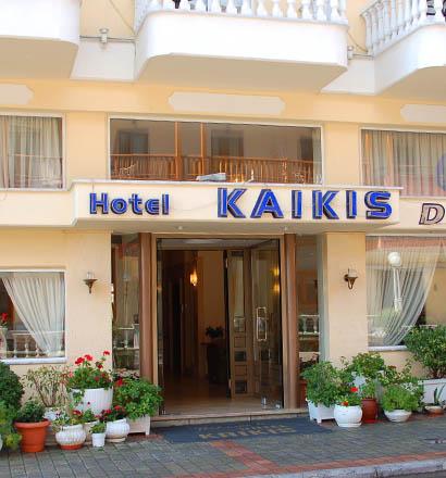 Почивка в Гърция, Каламбака хотел Kaikis Hotel 3*
