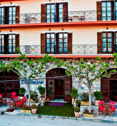 Почивка в Гърция, Парнас хотел Arahova Inn Hotel 3*