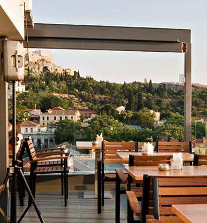 Почивка в Гърция, Атина хотел A For Athens Hotel 3*