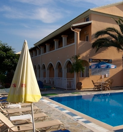 Почивка в Гърция, о-в Корфу хотел Coral Hotel 3*