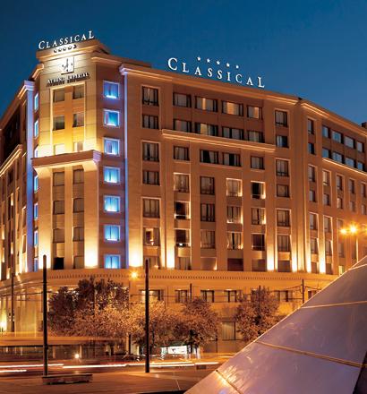 Почивка в Гърция, Атина хотел Athens Imperial Hotel 5*