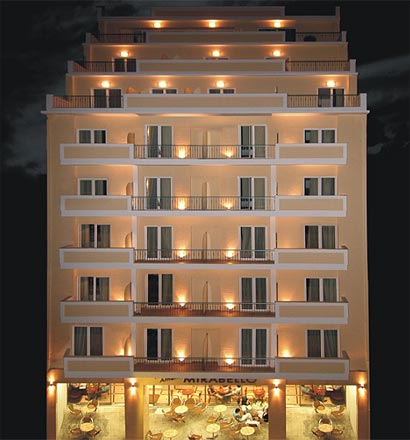 Почивка в Гърция, Атина хотел Athens Mirabello Hotel 3*