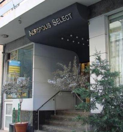 Почивка в Гърция, Атина хотел Acropolis Select Hotel 3*