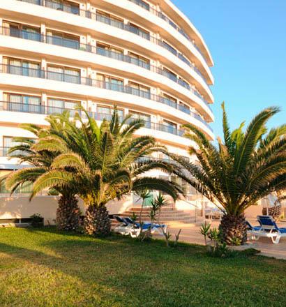 Почивка в Гърция, о-в Родос хотел Cactus Beach Hotel 3*