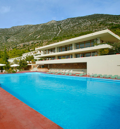 Почивка в Гърция, Делфи хотел Amalia Hotel Delphi 4*