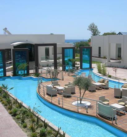 Почивка в Гърция, о-в Родос хотел Afandou Bay Resort Hotel 5*