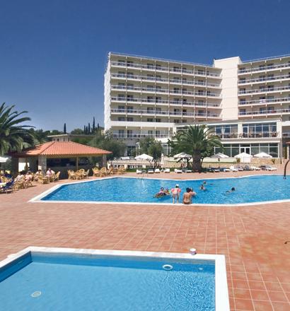 Почивка в Гърция, о-в Евия хотел Olympic Star Hotel  3*