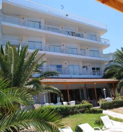 Почивка в Гърция, Пелопонес - Ахаиа хотел Rodini Beach Hotel 3*