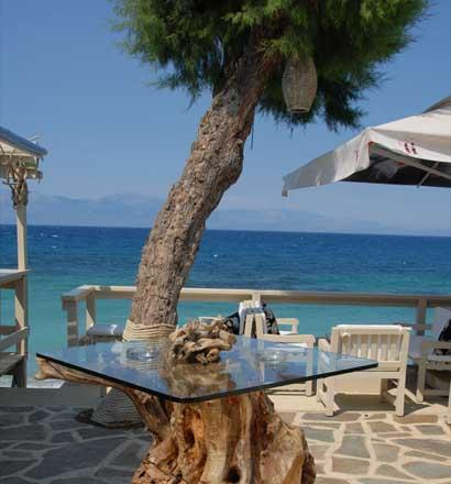 Почивка в Гърция, Пелопонес - Коринт хотел Xylokastro Beach Hotel 2*