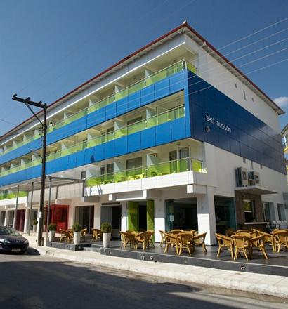 Почивка в Гърция, Олимпийска ривиера хотел Akti Musson Hotel 3*+