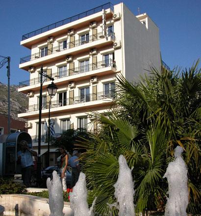 Почивка в Гърция, Лутраки хотел Mitzithras Hotel 2*
