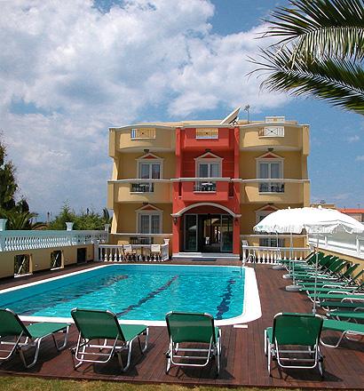 Почивка в Гърция, Лутраки хотел Cristina Maris Hotel 3*