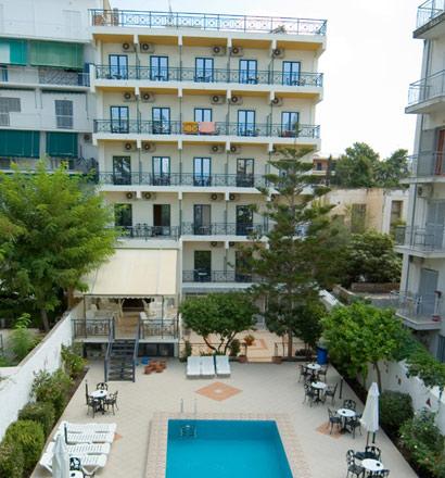 Почивка в Гърция, Лутраки хотел Bakos Hotel 3*