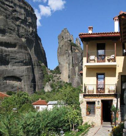 Почивка в Гърция, Каламбака хотел Arkhontiko Mesohori 3*+
