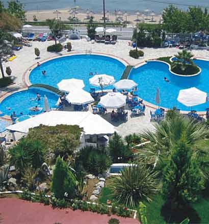 Почивка в Гърция, Халкидики-Атон (Света Гора) хотел Philippos Beach 4*