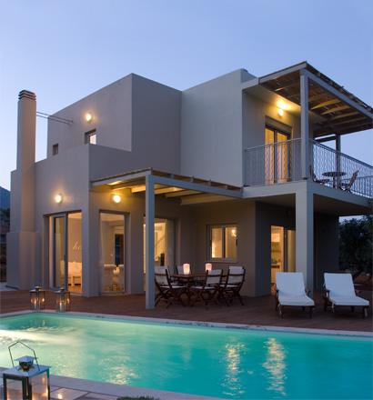 Почивка в Гърция, о-в Крит - Ласити хотел Carob Tree Valley Villas 5*