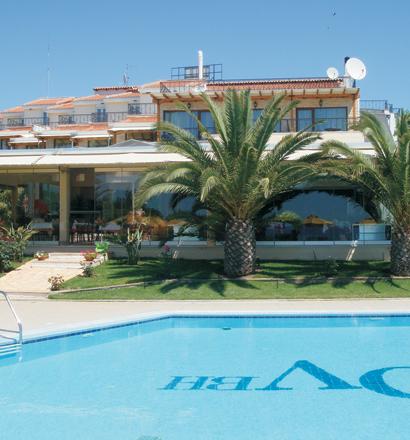 Почивка в Гърция, Кавала хотел Ocean View Hotel 3*
