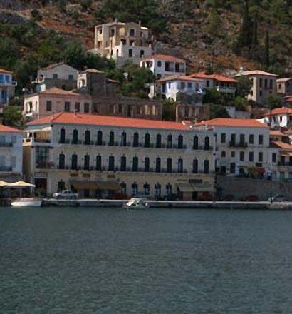 Почивка в Гърция, Пелопонес - Лакония хотел Aktaion Hotel 3*