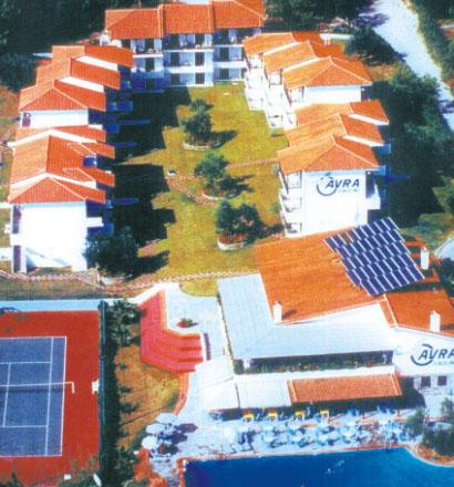 Почивка в Гърция,   Халкидики - Касандра хотел Avra Hotel Cancel 2*+