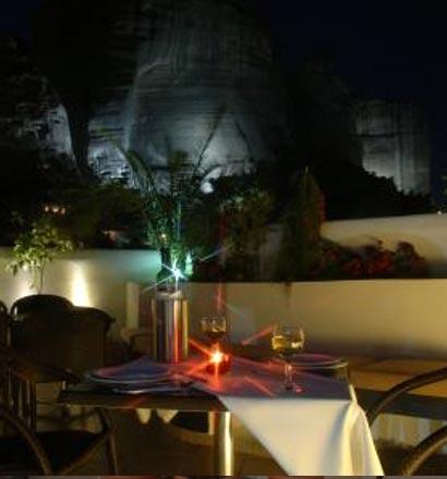 Почивка в Гърция, Каламбака хотел Rex Hotel 3*
