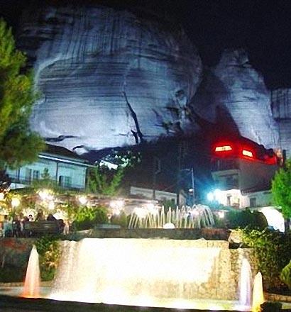 Почивка в Гърция, Каламбака хотел Aeolic Star Hotel 2*