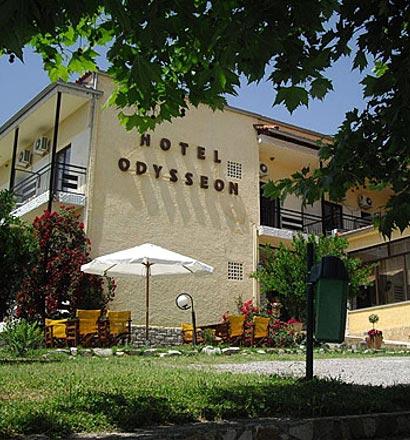 Почивка в Гърция, Каламбака хотел Odysseon Hotel 3*