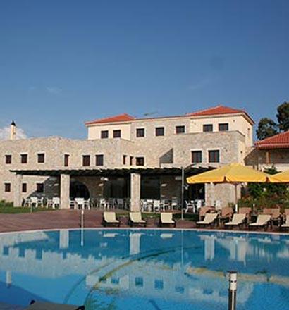 Почивка в Гърция, Пелопонес - Лакония хотел Aktaion Resort  4*