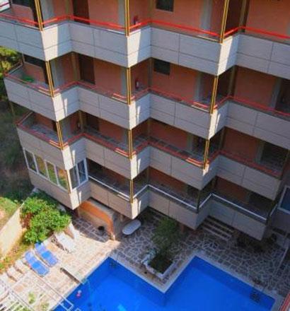 Почивка в Гърция, Атика хотел Apollonia Hotel Apartments 3*