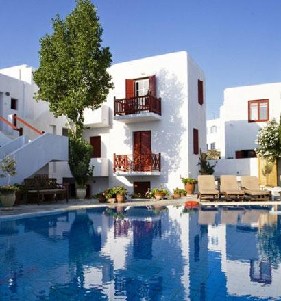 Почивка в Гърция, о-в Миконос хотел Despotiko Hotel 3*+