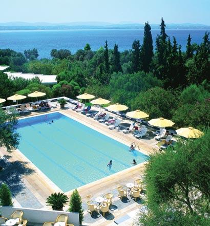 Почивка в Гърция, о-в Евия хотел Malaconda Beach   3*