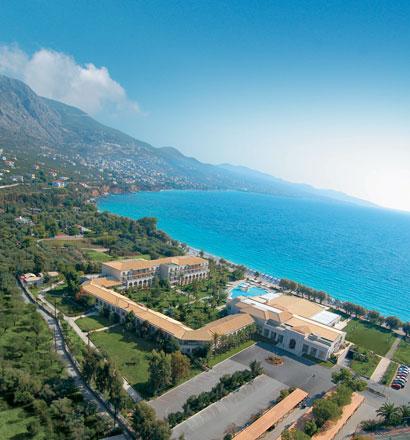 Почивка в Гърция, Пелопонес - Месиния хотел Classical Filoxenia Hotel 4*