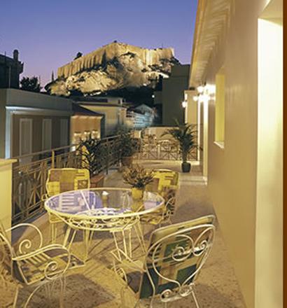Почивка в Гърция, Атина хотел Ava Hotel & Suites  4*