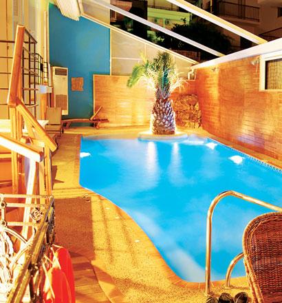 Почивка в Гърция, Лутраки хотел Kosmopolit Hotel  2*