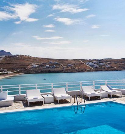 Почивка в Гърция, о-в Миконос хотел Pietra e Mare Hotel 4*+