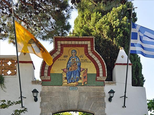 Монастыри острова Корфу (Однодневное паломничество)