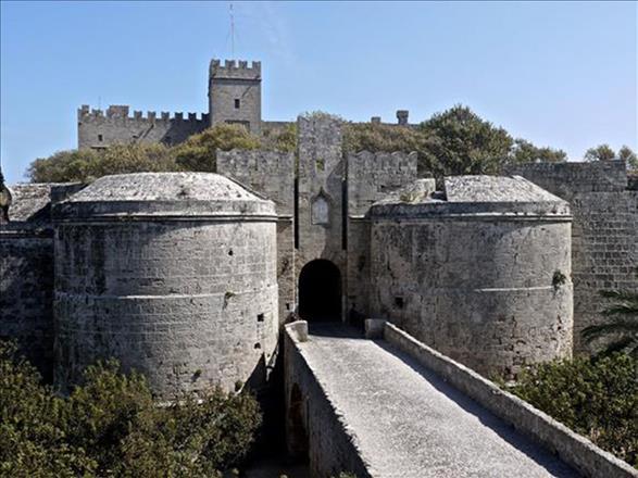 Город Родос – жемчужина Средиземноморья