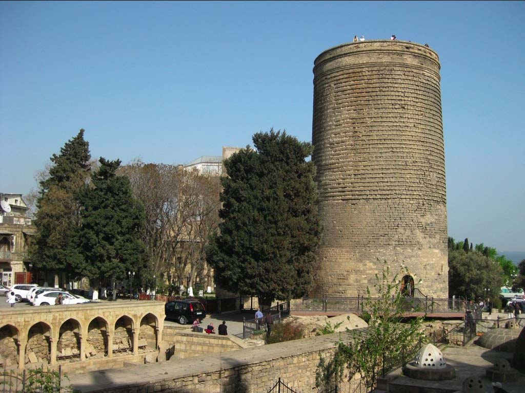 Maiden Tower