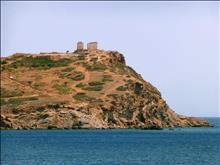 Cape Sounion and Vouliagmeni Lake