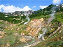 Valley of Geysers, Kamchatka