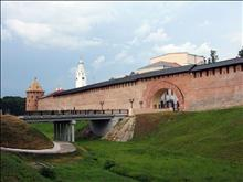 Sightseeing tour of Veliky Novgorod with a visit to the Kremlin