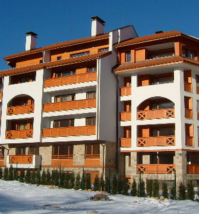 Pirin Lodge Apartments