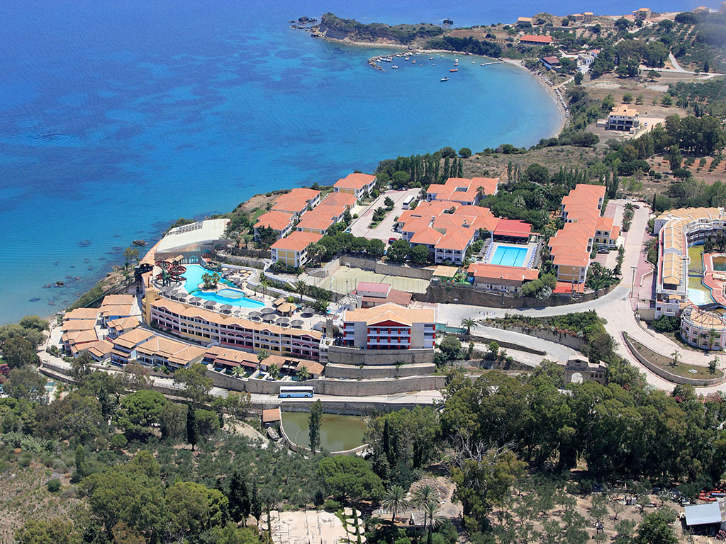 Zante Royal Resort and Water Park: Aerial photo-Zante Royal Resort