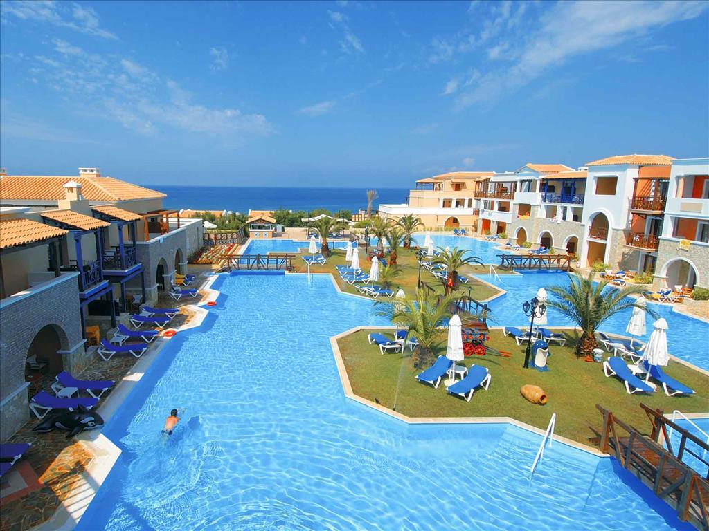 Роскошный семейный отдых в Греции!