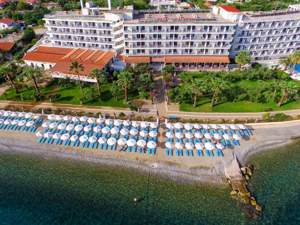 Чистейшее море, солнце, Греция!