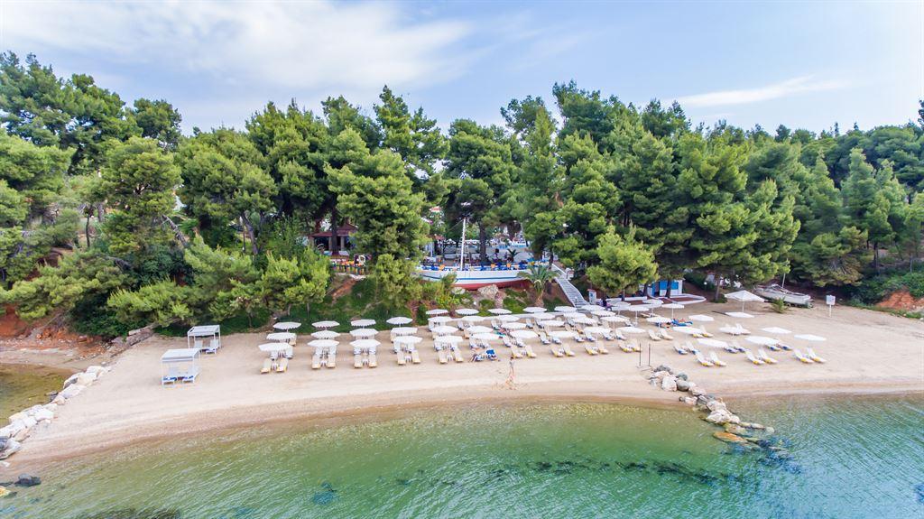Греция! Ласковое море, потрясающая природа, средиземноморская кухня