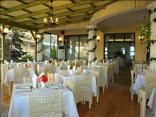 Strofades Beach Hotel: Restaurant - photo 13