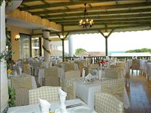 Strofades Beach Hotel: Restaurant - photo 14